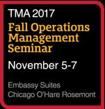 TMA Fall Ops Tag 2017