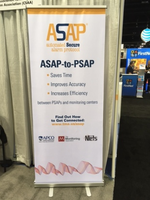 2017 ASAP Pop Up Banner