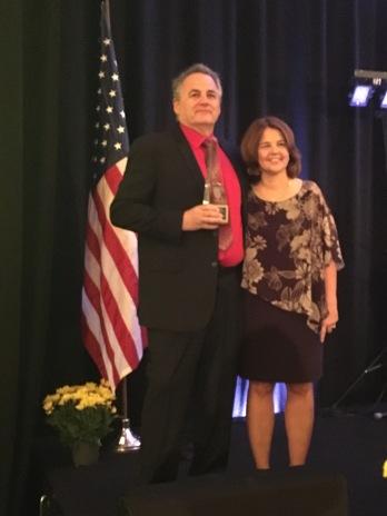 Morgan and Pam Lott Award