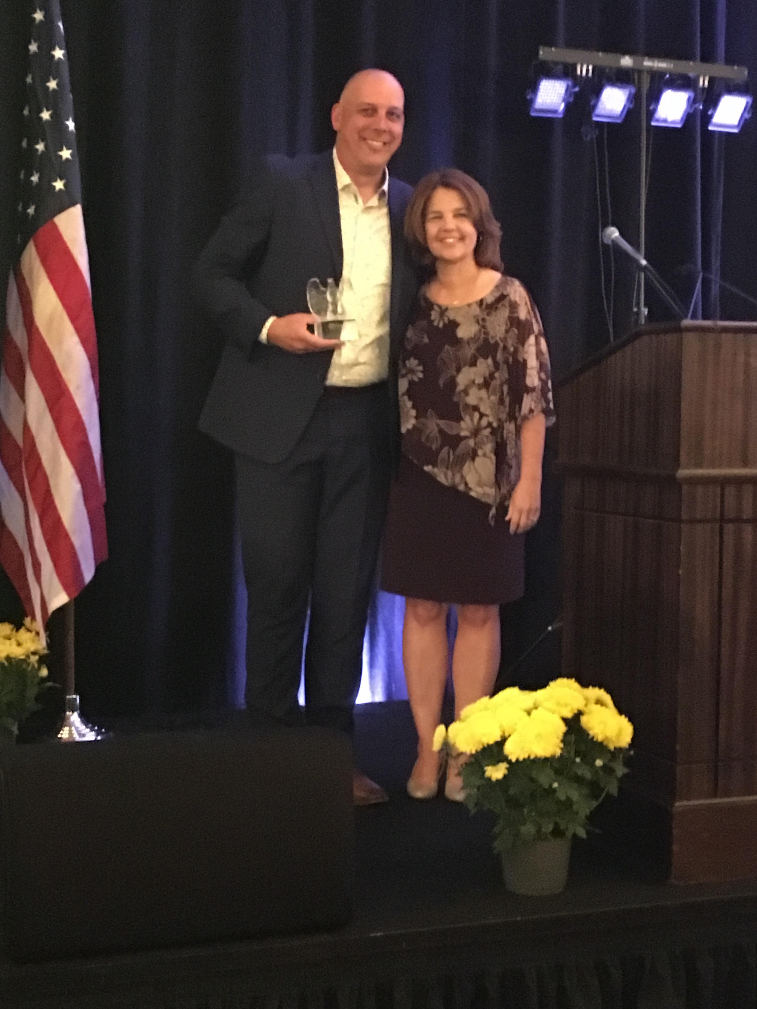 Sascha Pam President's Award
