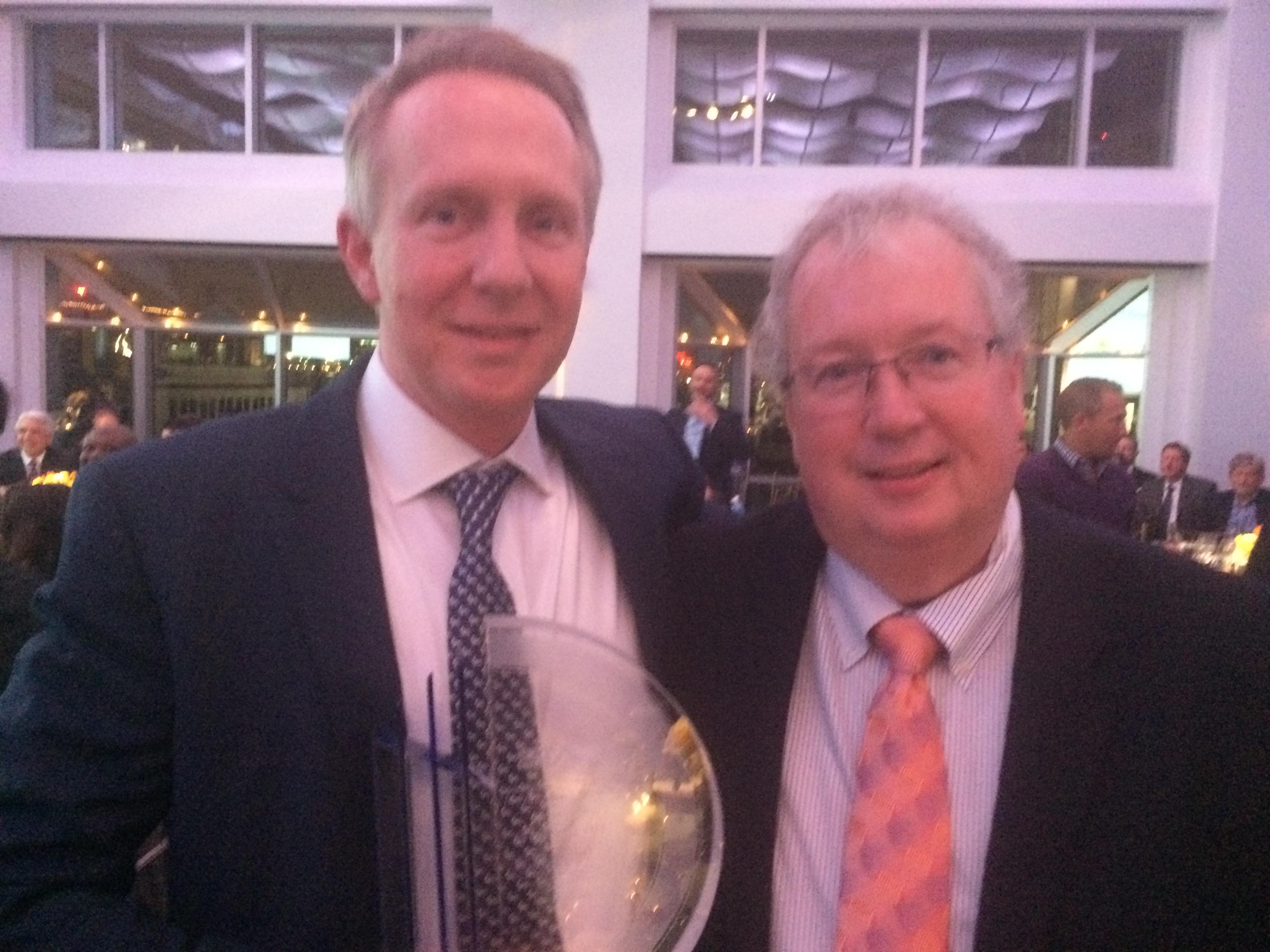Hauhn Van Till SIA Honors Hauhn Award