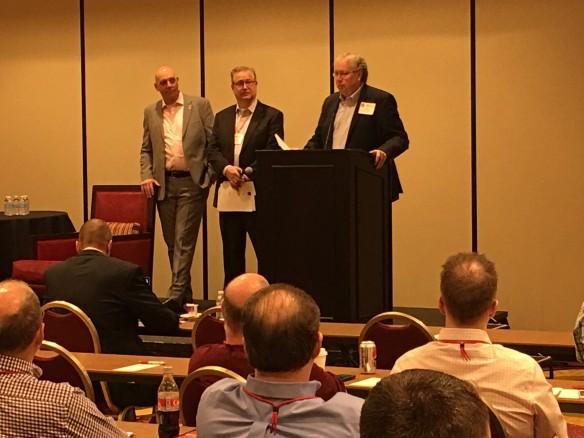Tech Summit 2018 Jay Steve Sascha